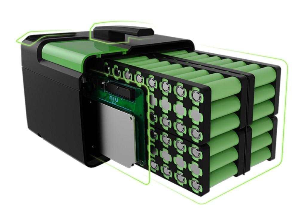batterie scooter electrique bms system
