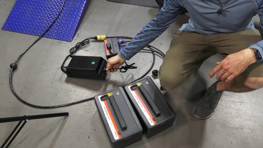 entretien scooter electrique batterie