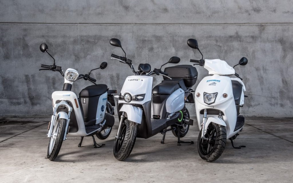prime convertion scooter electrique