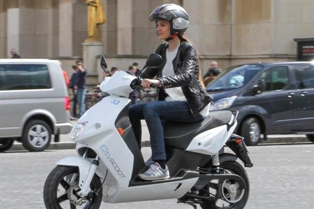 scooter electrique aide paris